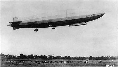 Picture of Airship Bodensee 1919