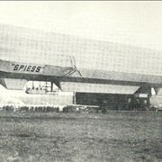 First rigid airship built in France