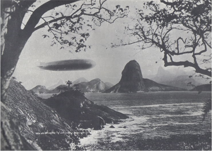 Picture of Graf Zeppelin 1930