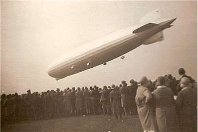 Picture of LZ 127 Graf Zeppelin