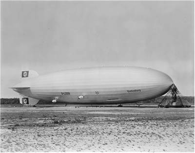 Picture of LZ 129 Hindenburg