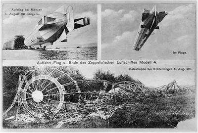 Picture of Zeppelin LZ 4