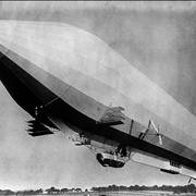 Picture of Passanger Zeppelin LZ 7