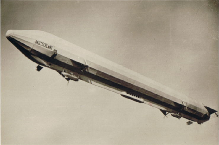 Picture of Zeppelin LZ 8